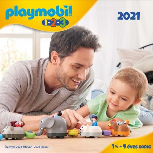 Playmobil® 1-2-3 Katalógus