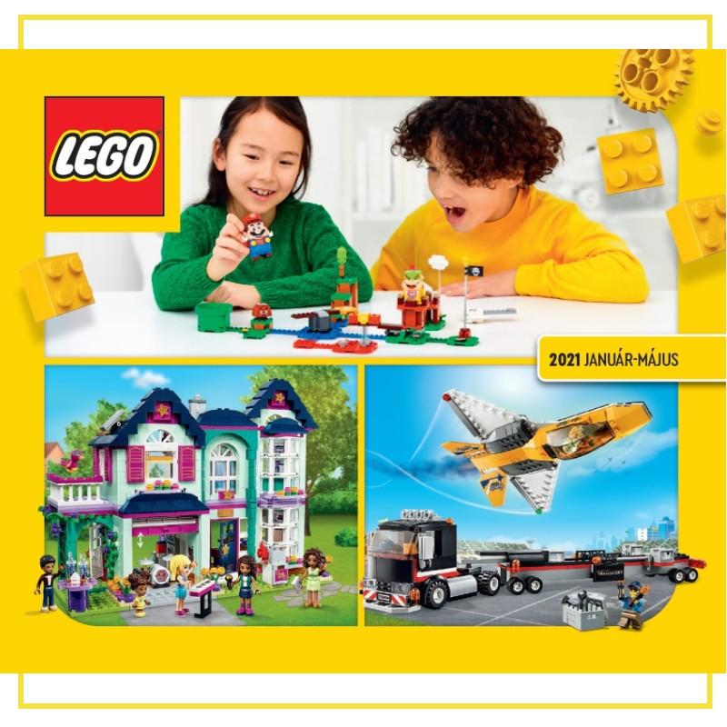 LEGO Katalógus 2021